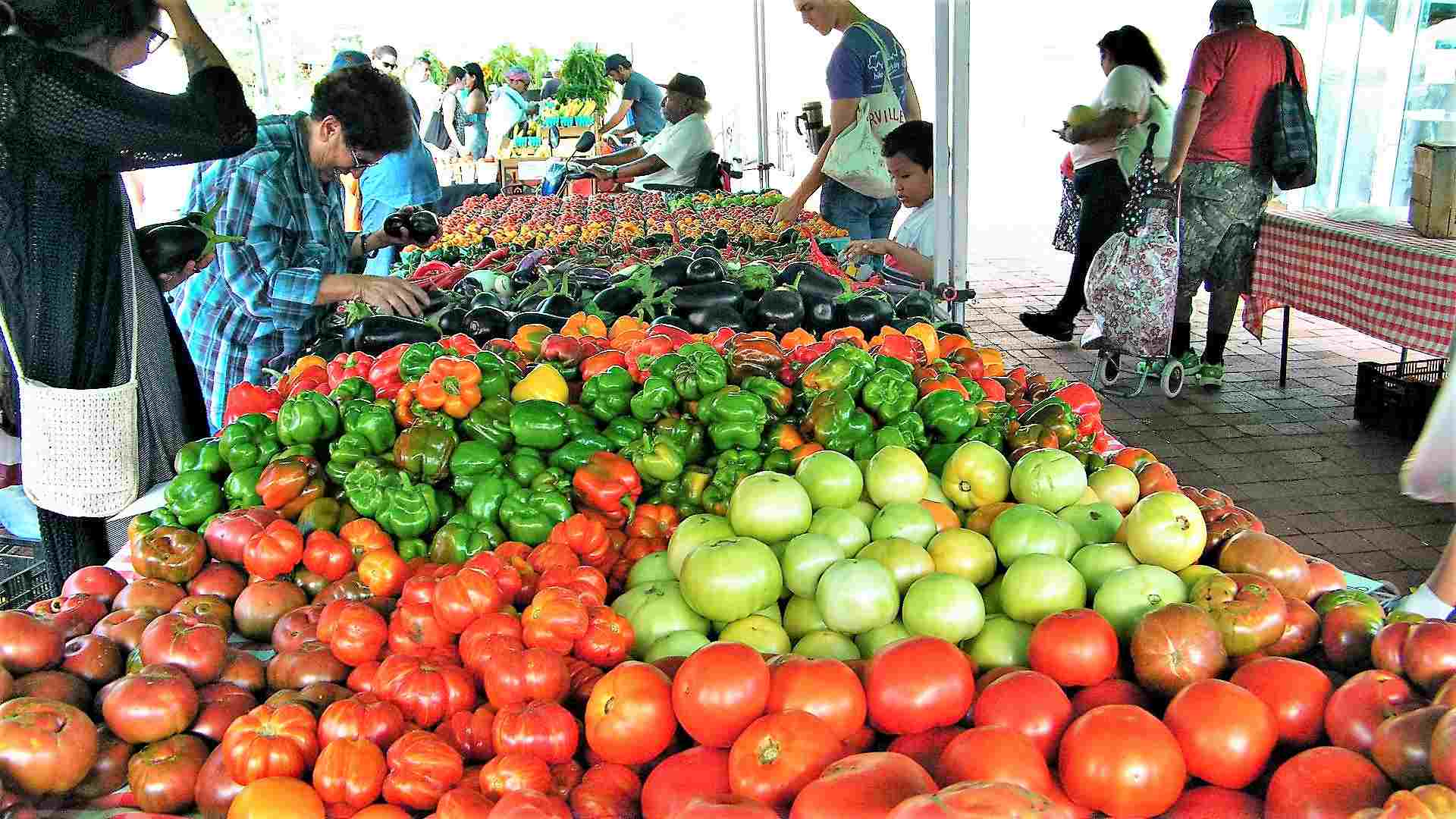 Central City Co-Op Farmers Market