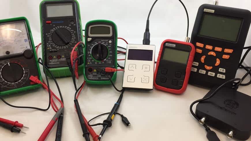 Best Multimeters on the market