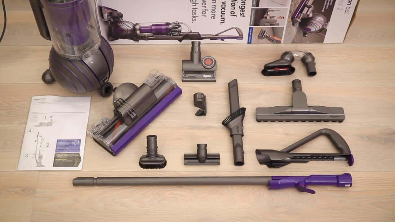 dyson ball animal 2 baggless vacuum cleaner