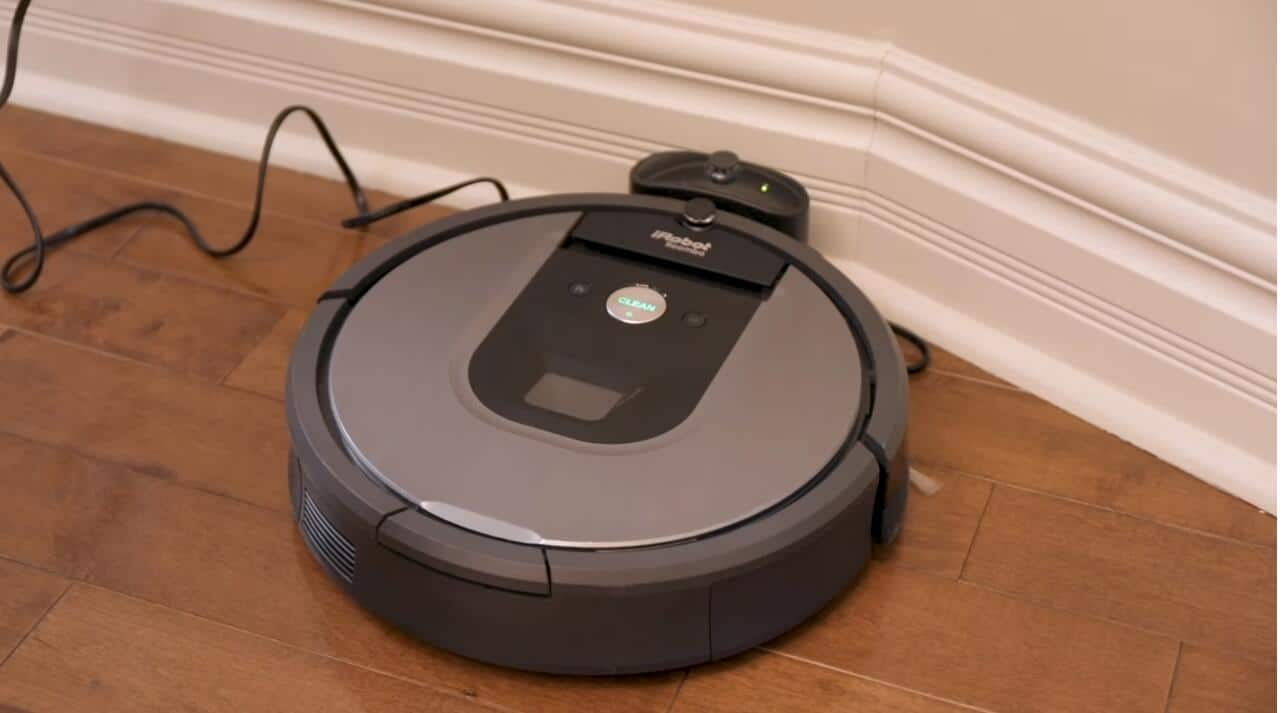 iRobot Roomba vacuum for hardwood floors and pet hair