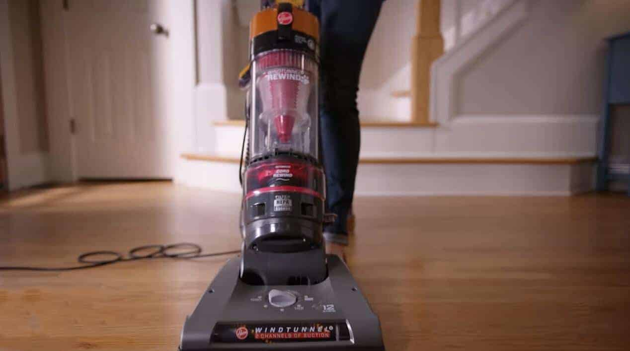 cleaning unfinished wood floors