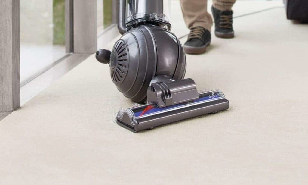 dyson dc25 troubleshooting