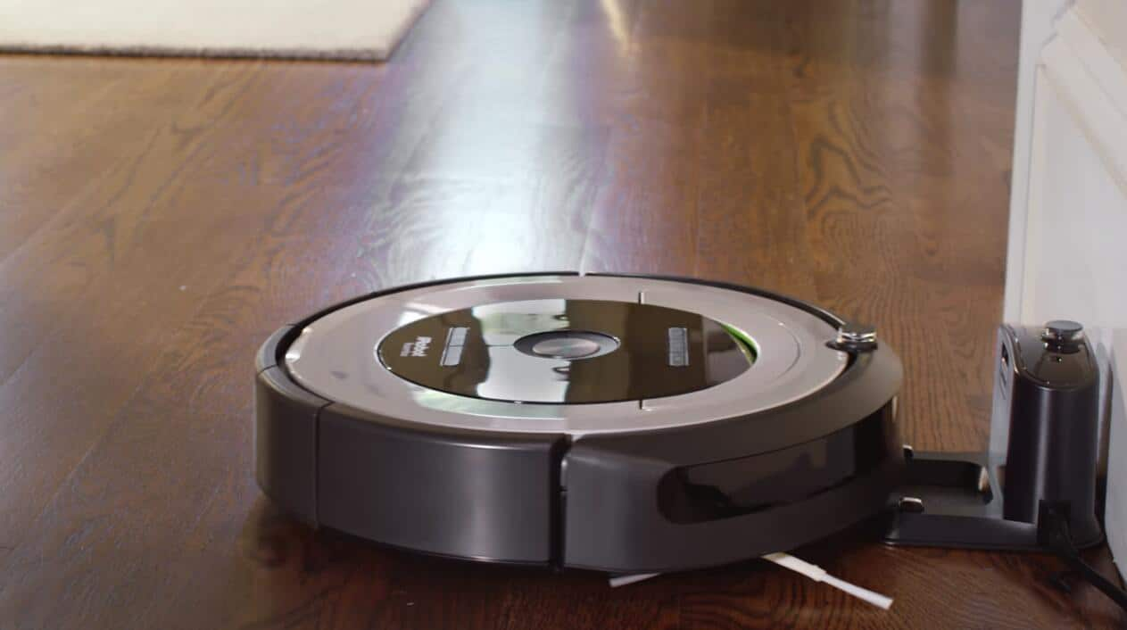 roomba won't connect to wifi